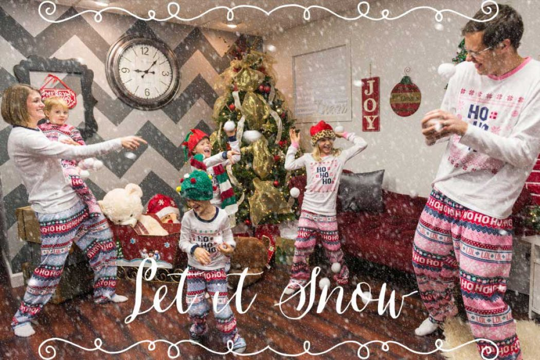 Christmas Mini Sessions Berry, Riehle, Petersen, and Le Cupcake| Lincoln Nebraska Family Photographer