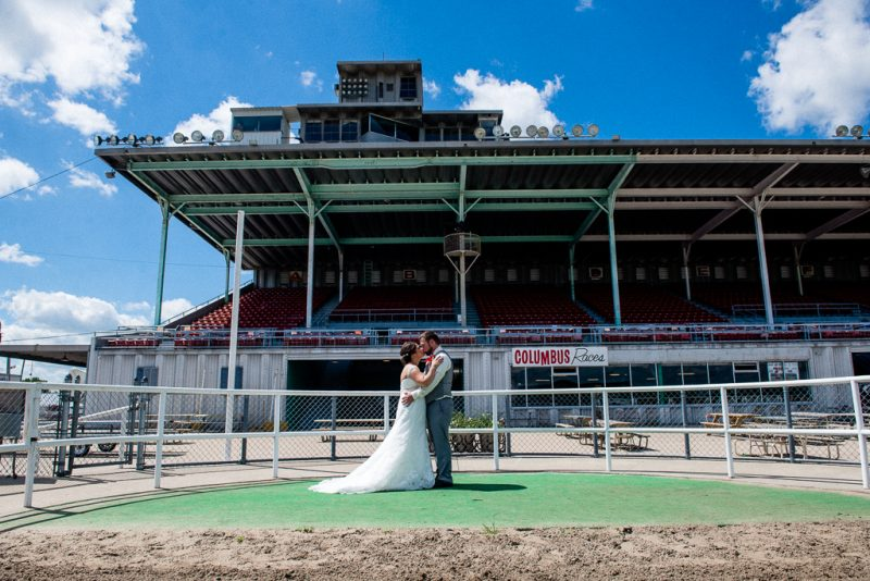 Wedding at the Races