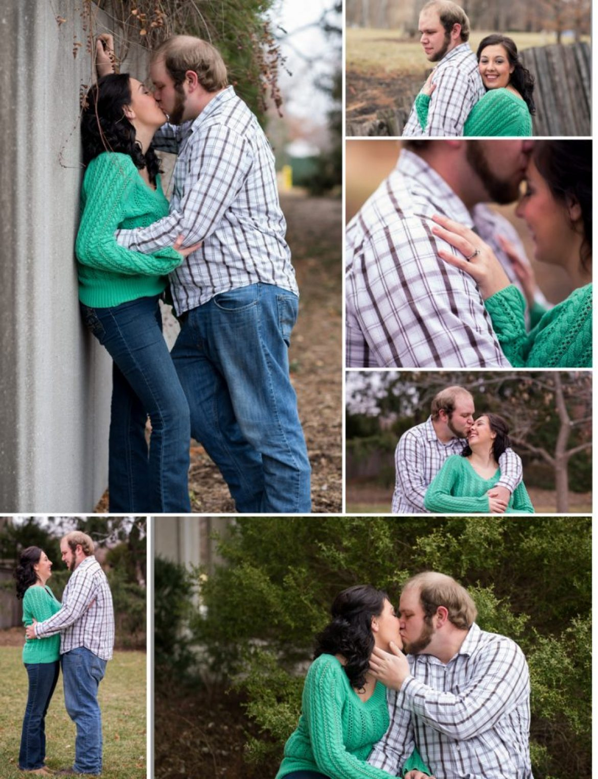 Kyrstyn & Tony  Love Shoot | Lincoln Ne Engagement Photographer