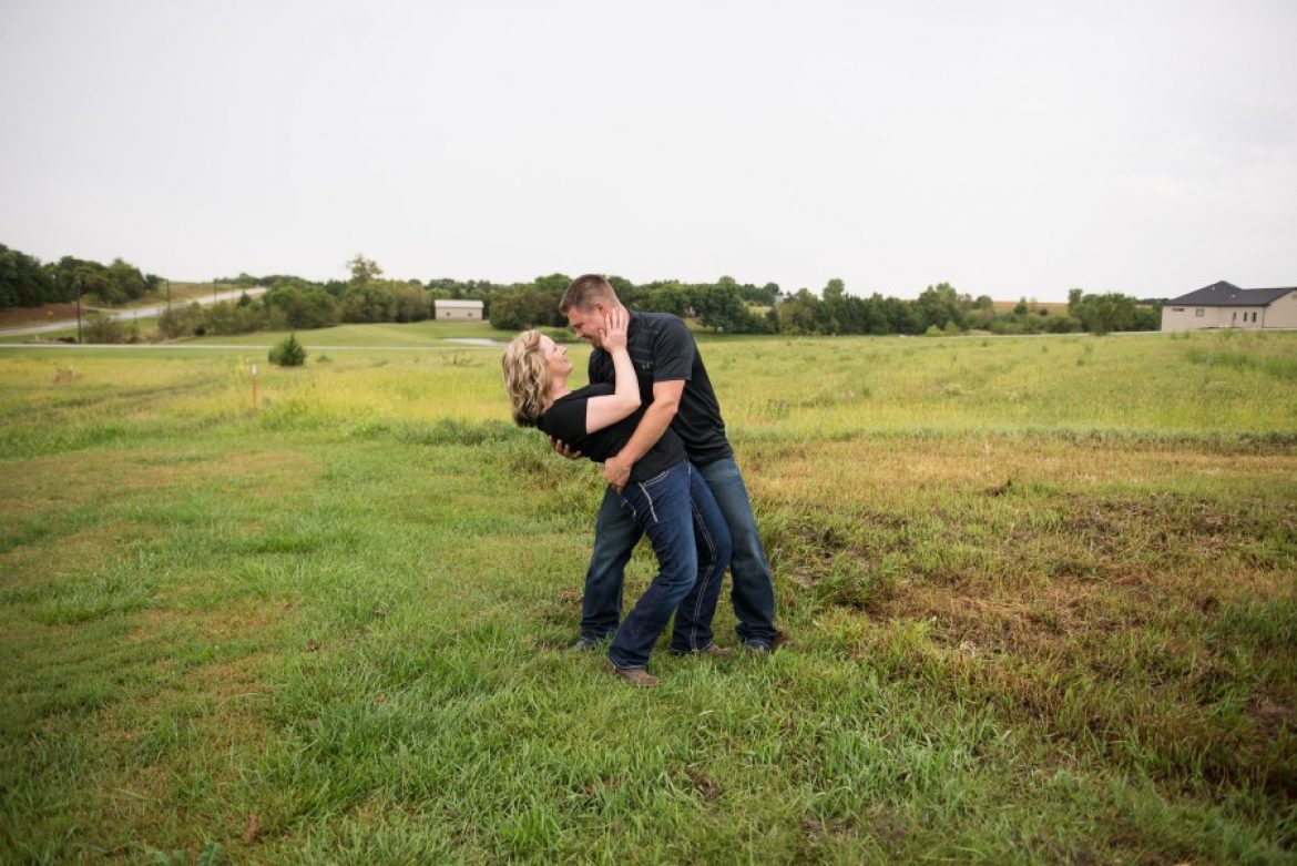 Curtis & Amber are getting Married:  Clatonia Wedding, Nebraska wedding day